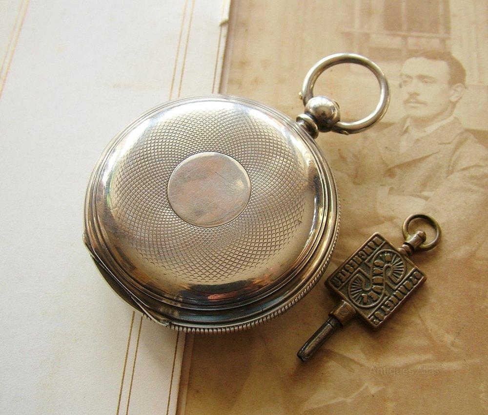 antiques atlas an antique silver pocket e dilgere