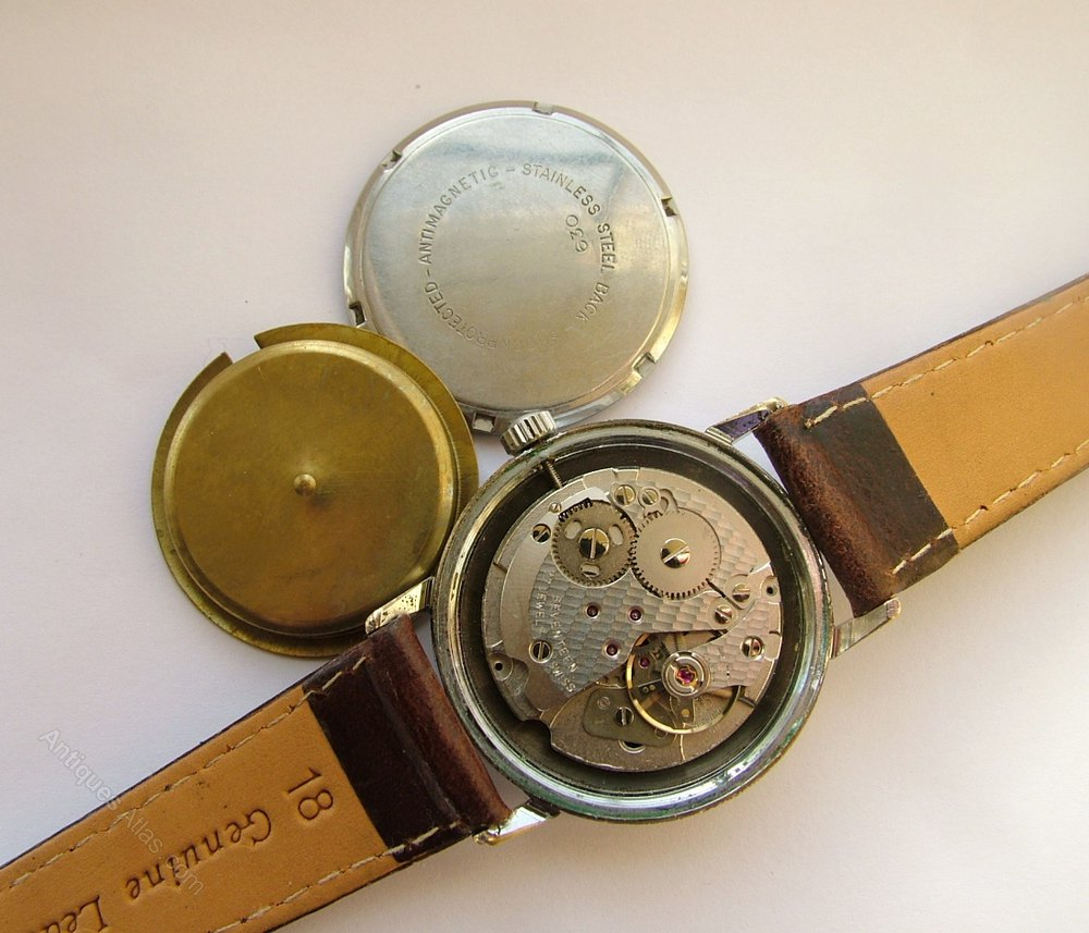 Wrist Watch For Gents