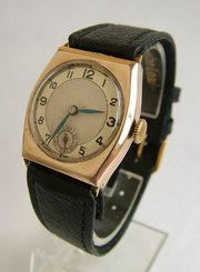antiques atlas antique and vintage mens watches page 26 vintage 9 carat gold wrist wat