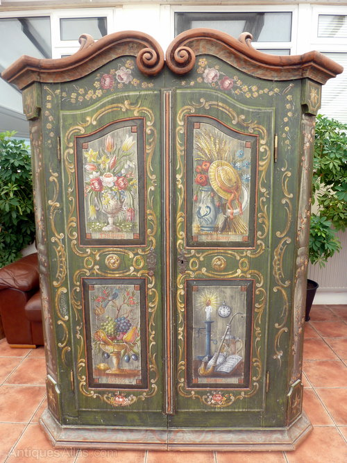 Antique Swedish Painted Furniture Uk