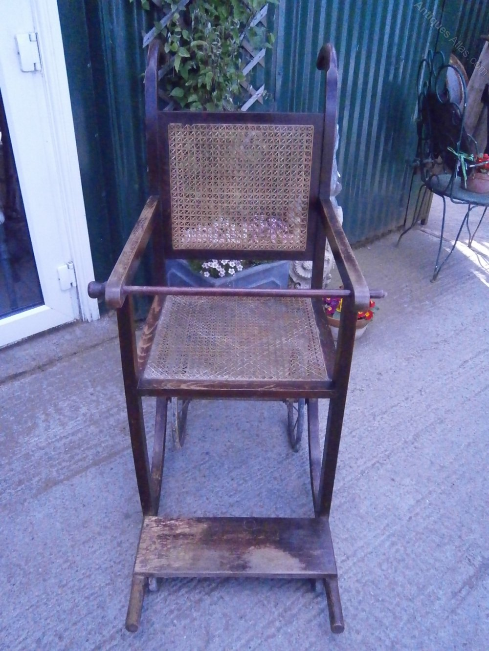 Early 20th Century Invalid Chair Antiques Atlas