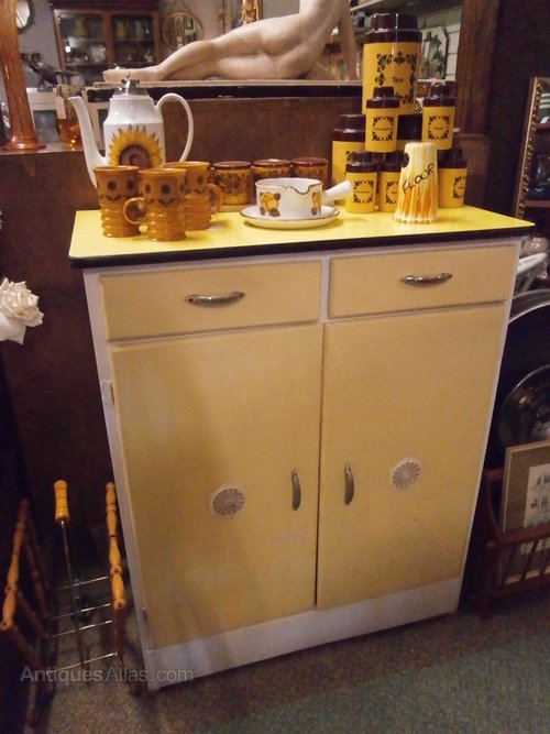 Antiques Atlas Retro Kitchen Cabinet