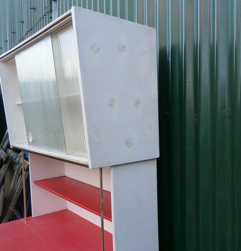 Retro Kitchen Larder Cabinet