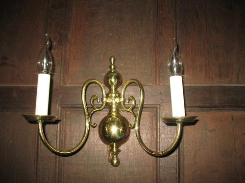 Antiques Atlas - Flemish Wall Lights