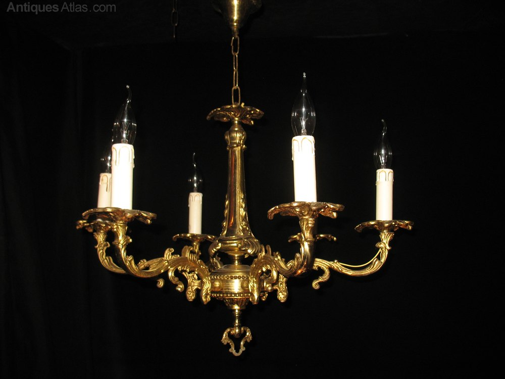 Antiques Atlas French Chandelier