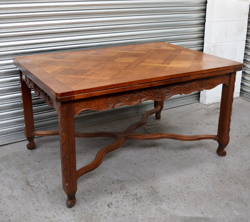 Antiques atlas french dining table 4 for French dining table