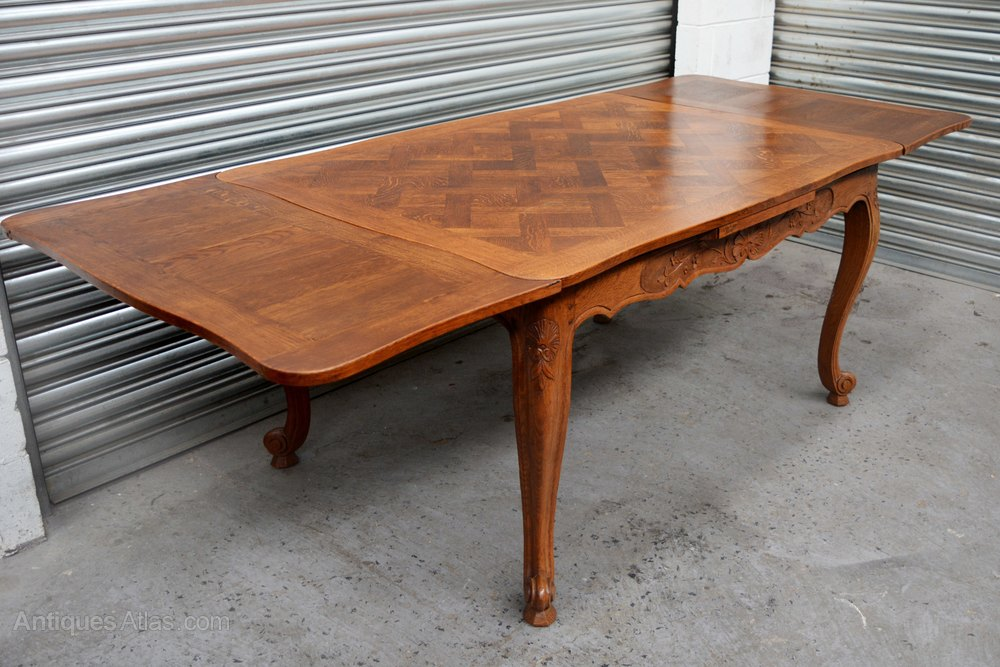 French dining table antiques atlas - Antique french dining tables ...