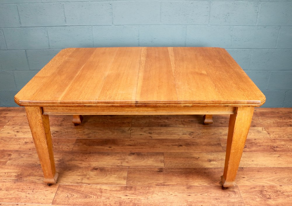 Arts And Crafts Dining Table Antiques Atlas