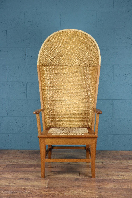 Antiques Atlas Gentleman S Hooded Orkney Chair