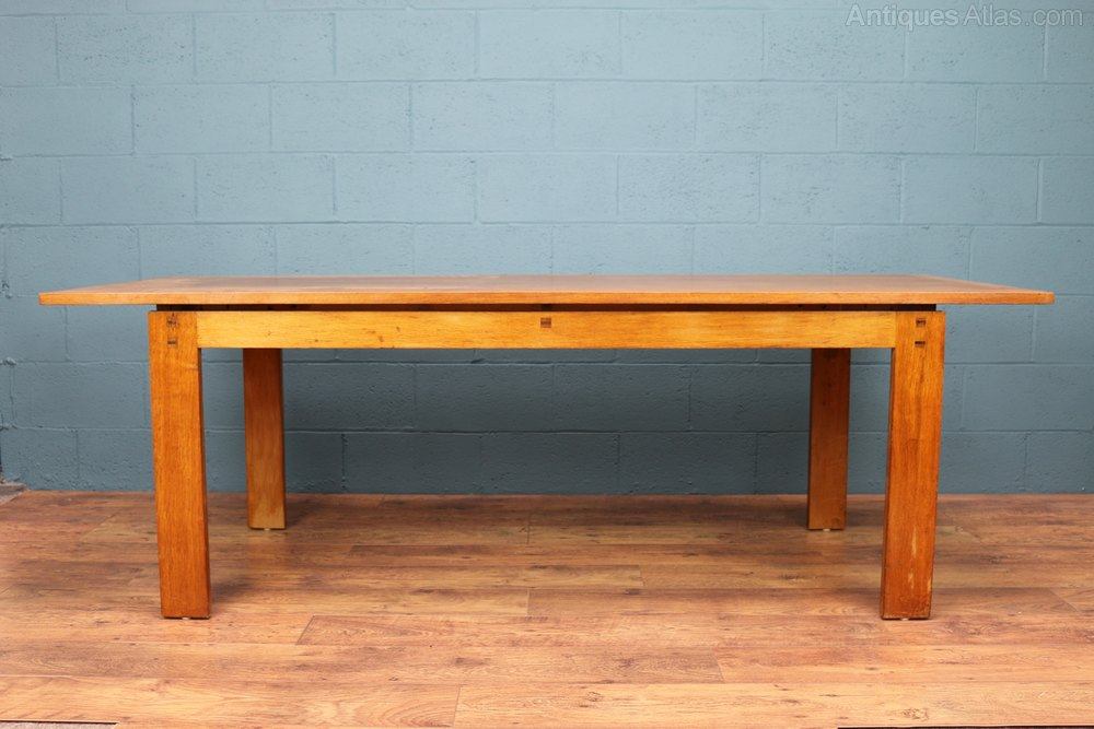 Antiques atlas heals dining table - Heals dining table ...