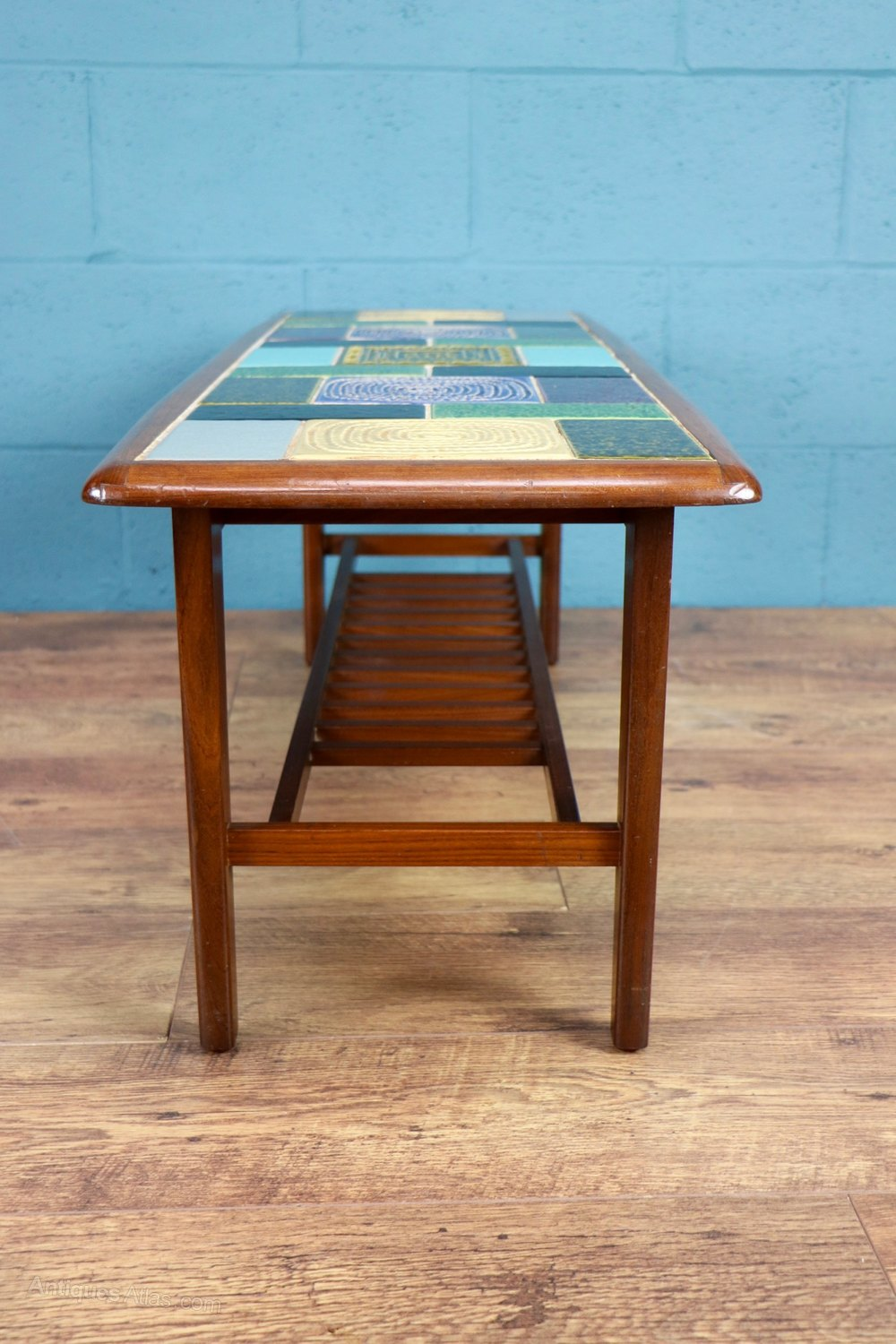 Antiques Atlas Mid Century Tiled Coffee Table