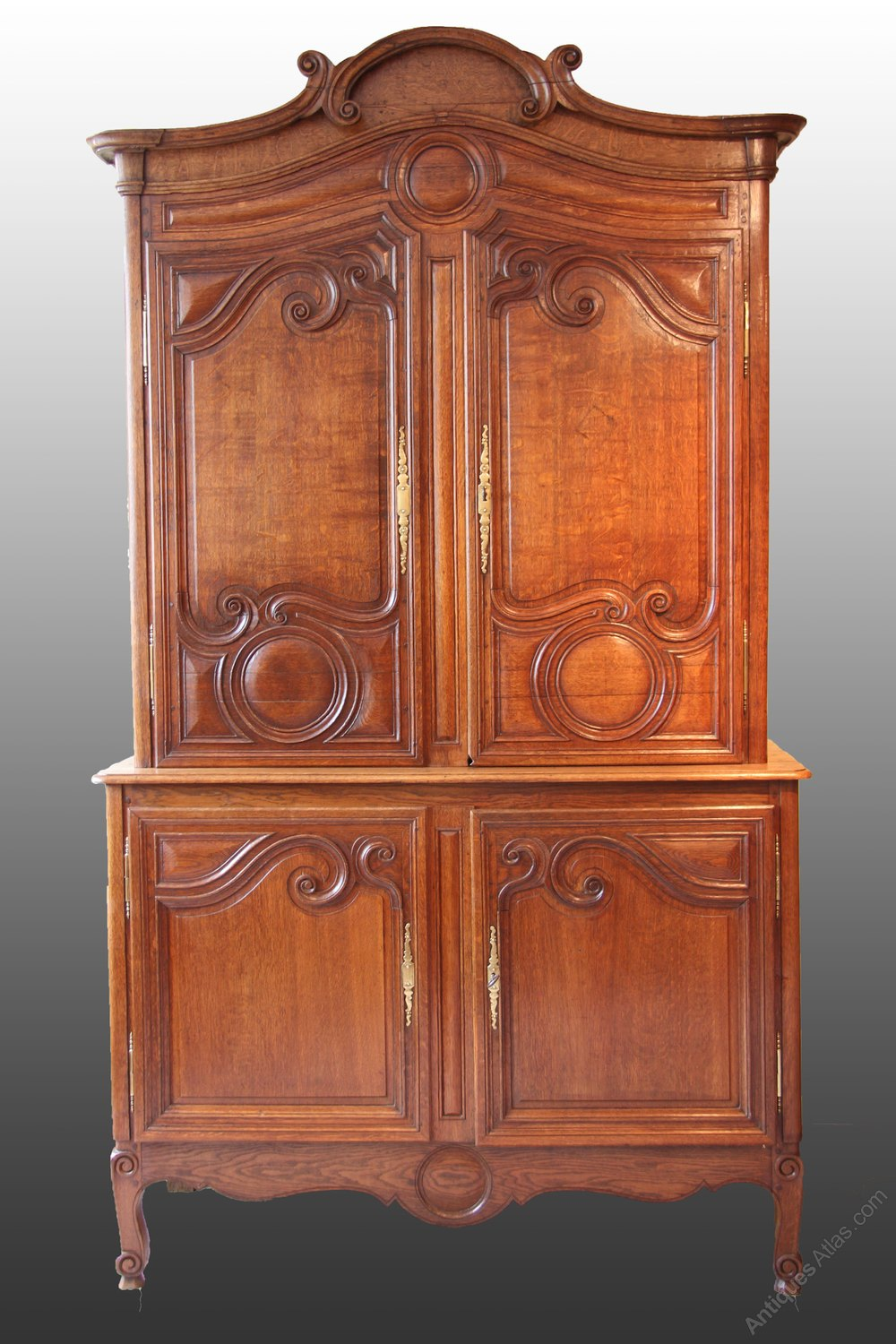 Magnificent French oak