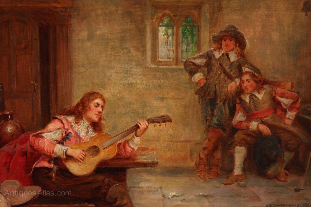 John Wells Paintings For Sale