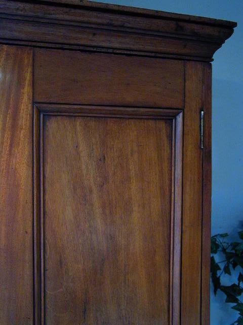 Victorian Hall Cupboard Or Wardrobe Antiques Atlas