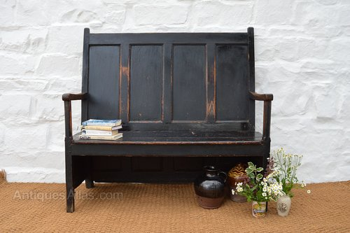 18thc dolau inn new quay settle antiques atlas for Furniture quay