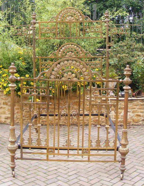 wessex brass beds