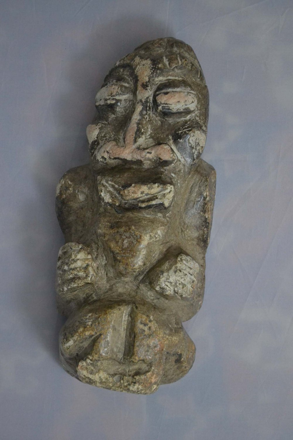 Antiques atlas west african naive carved stone figure