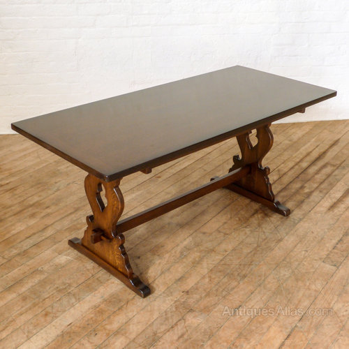 Oak Refectory Tables For Sale