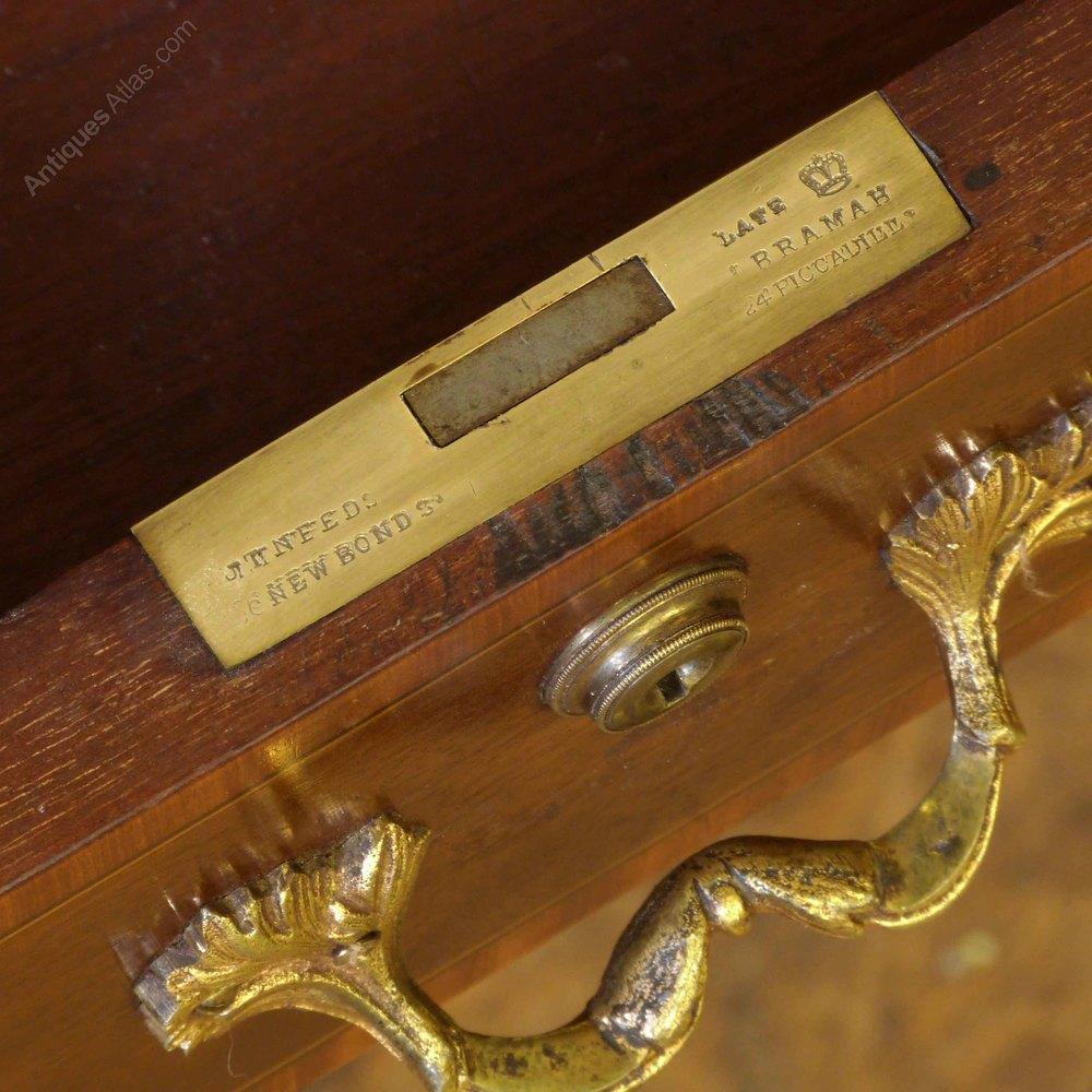 Victorian Mahogany Roll Top Desk Antiques Atlas