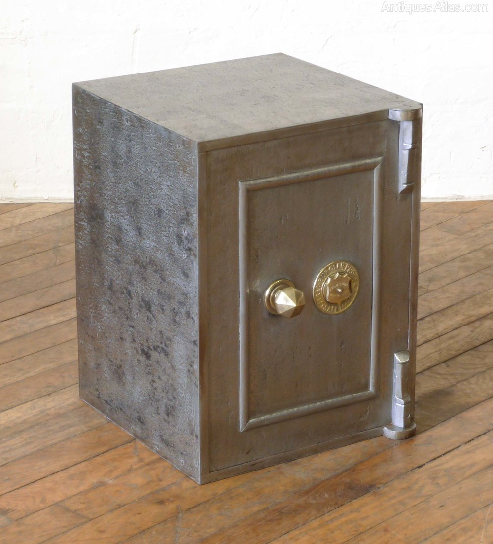 Antiques Atlas Victorian Steel Safe
