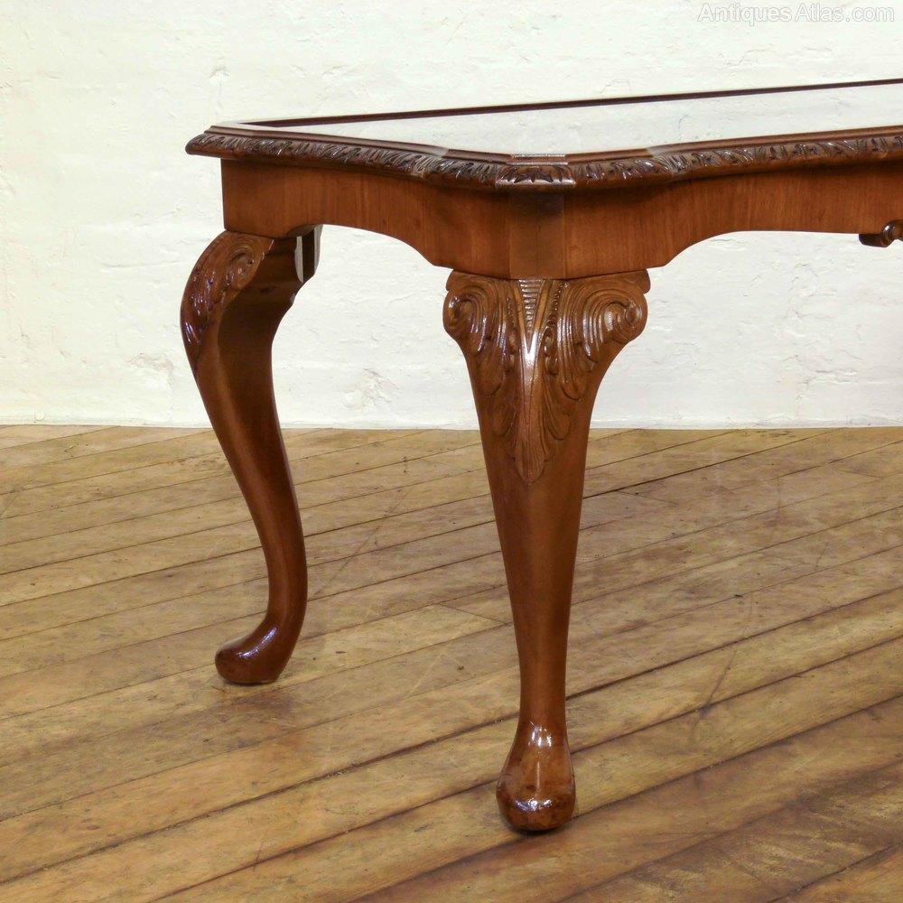 Walnut Coffee Table Antiques Atlas