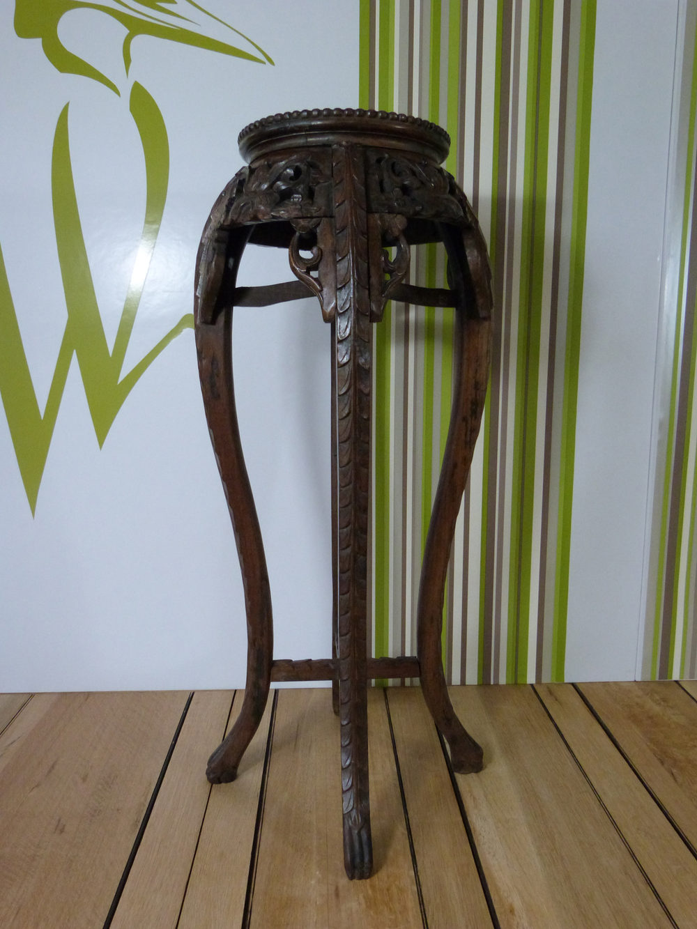 Chinese Carved Jardiniere Stand Antiques Atlas