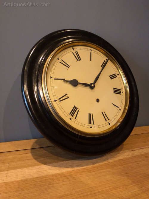 Antiques Atlas English Dial Wall Clock