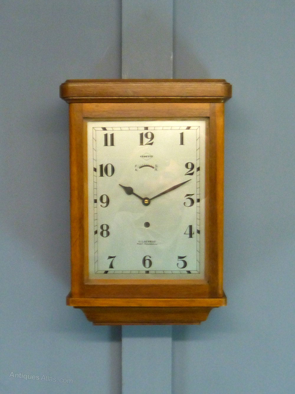 Antiques Atlas French Art Deco Clock