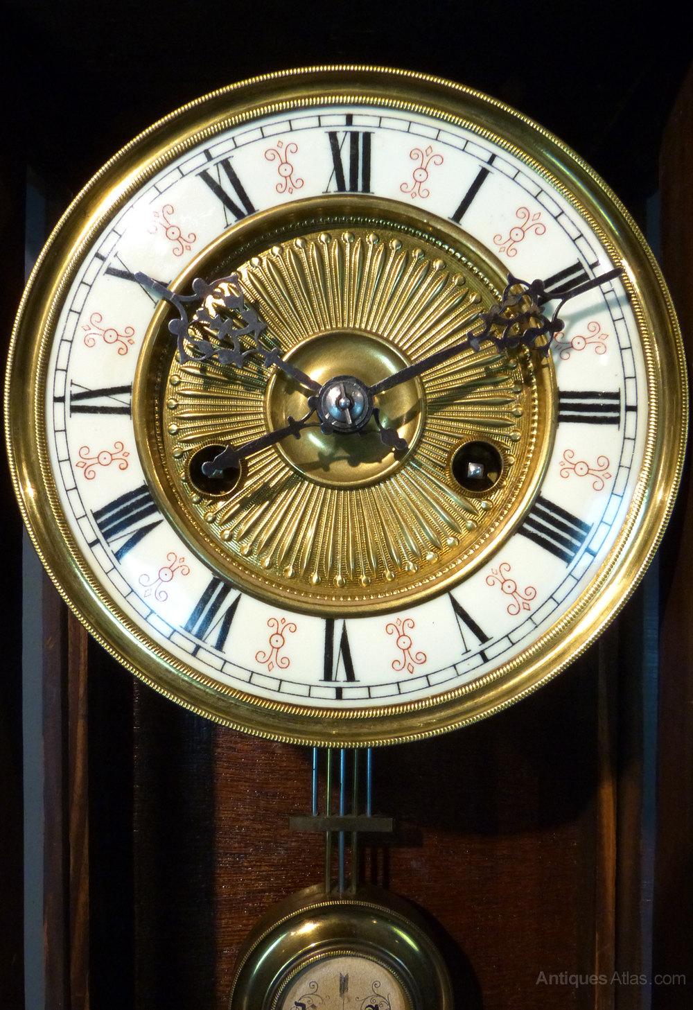 Antiques Atlas German Striking Wall Clock
