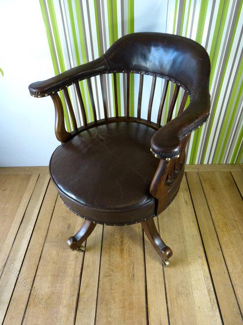 Victorian Captains Chair Antiques Atlas