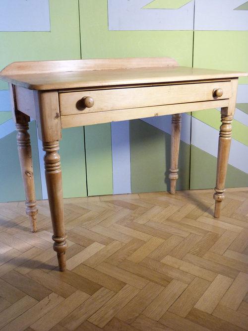 Antiques Atlas Vintage Pine Hall Table