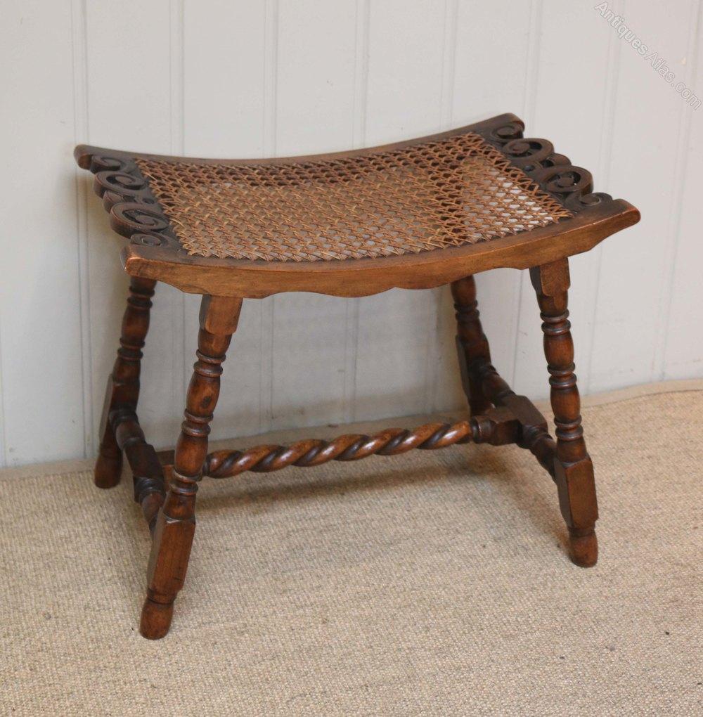 Beech wood stool antiques atlas