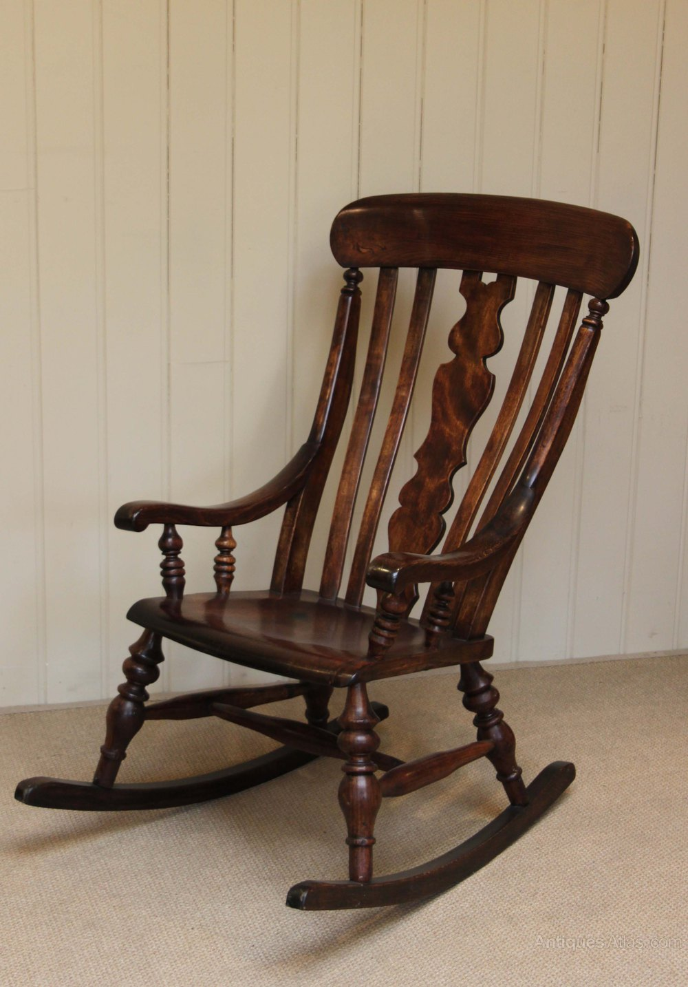Farmhouse Rocking Chair Antiques Atlas