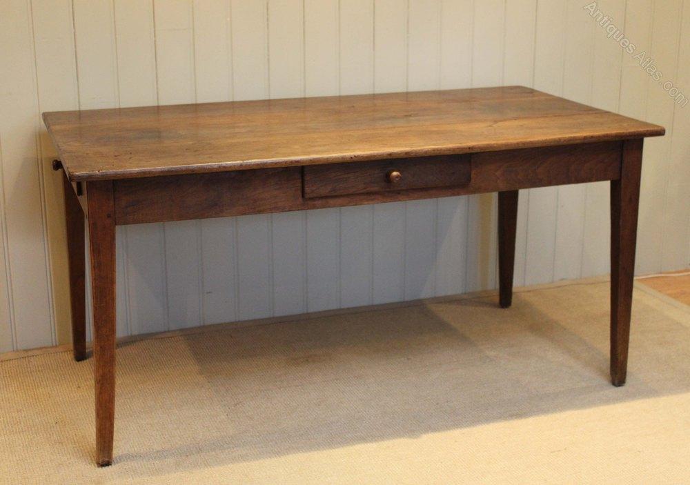 French Oak Farmhouse Table Antiques Atlas