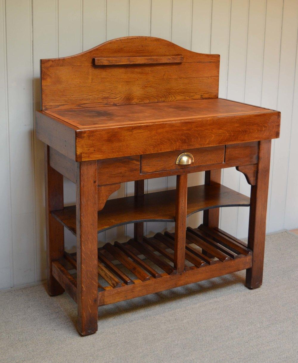 French Oak Kitchen: French Oak Kitchen Cabinet