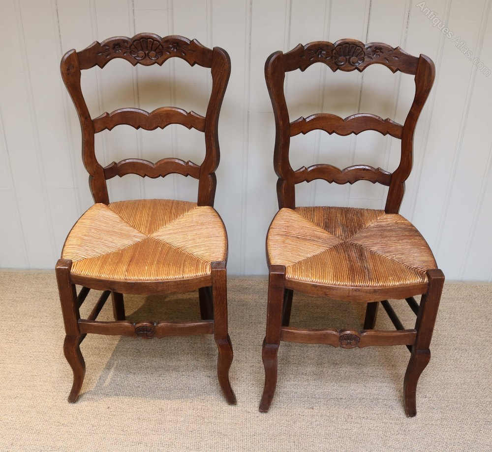 Set Of Four French Oak Dining Chairs Antiques Atlas : SetOfFourFrenchOakDiningas294a2435z 3 from www.antiquesatlas.com size 1000 x 917 jpeg 191kB