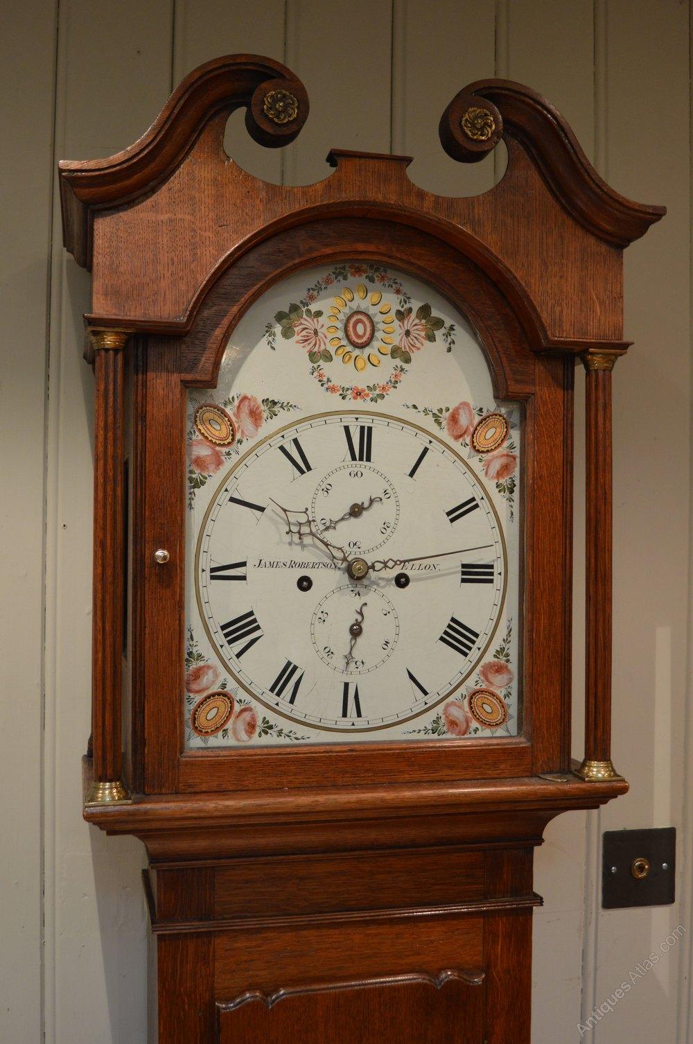 Dating scottish longcase clocks