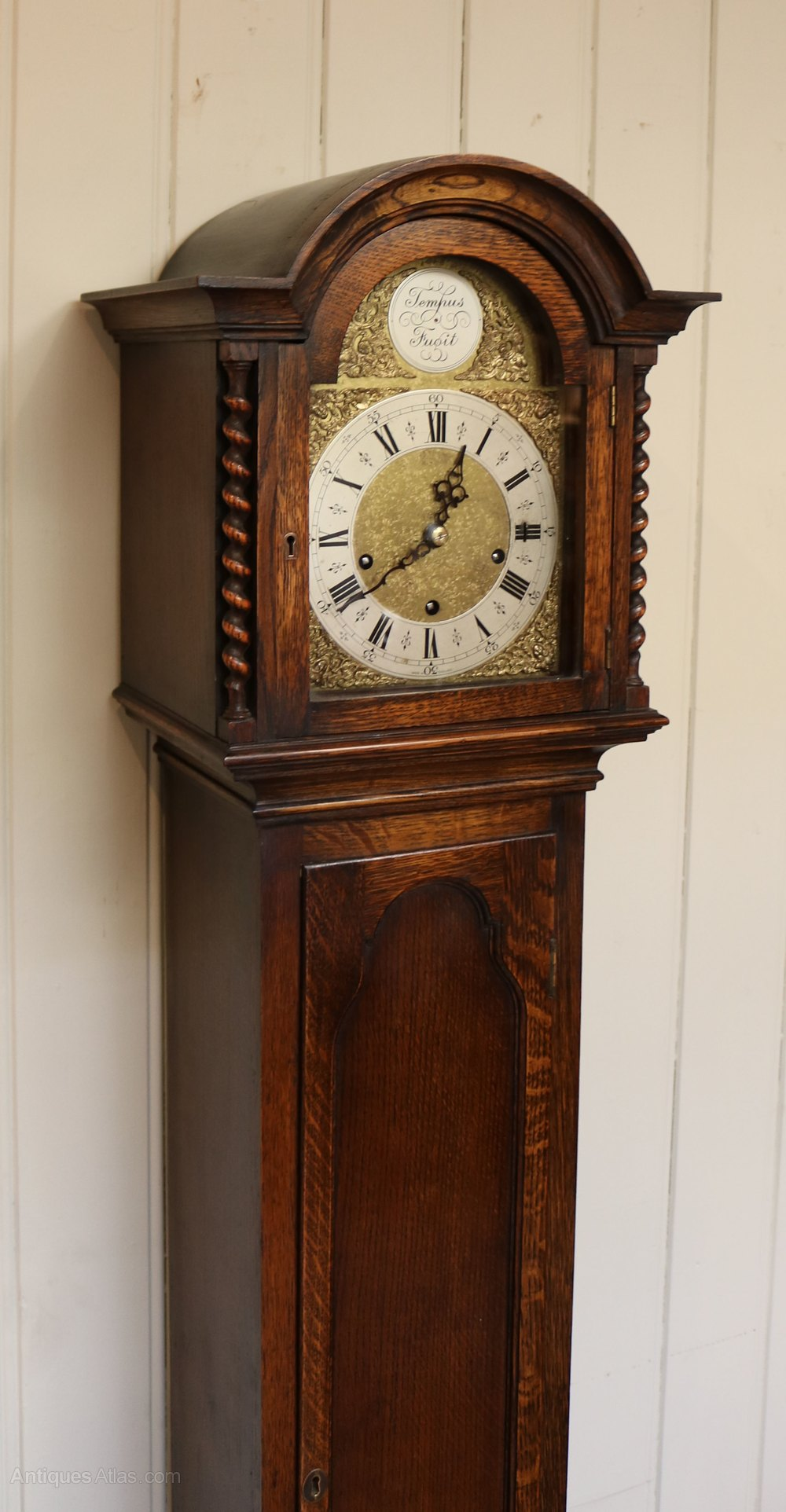 dating antique grandfather clocks
