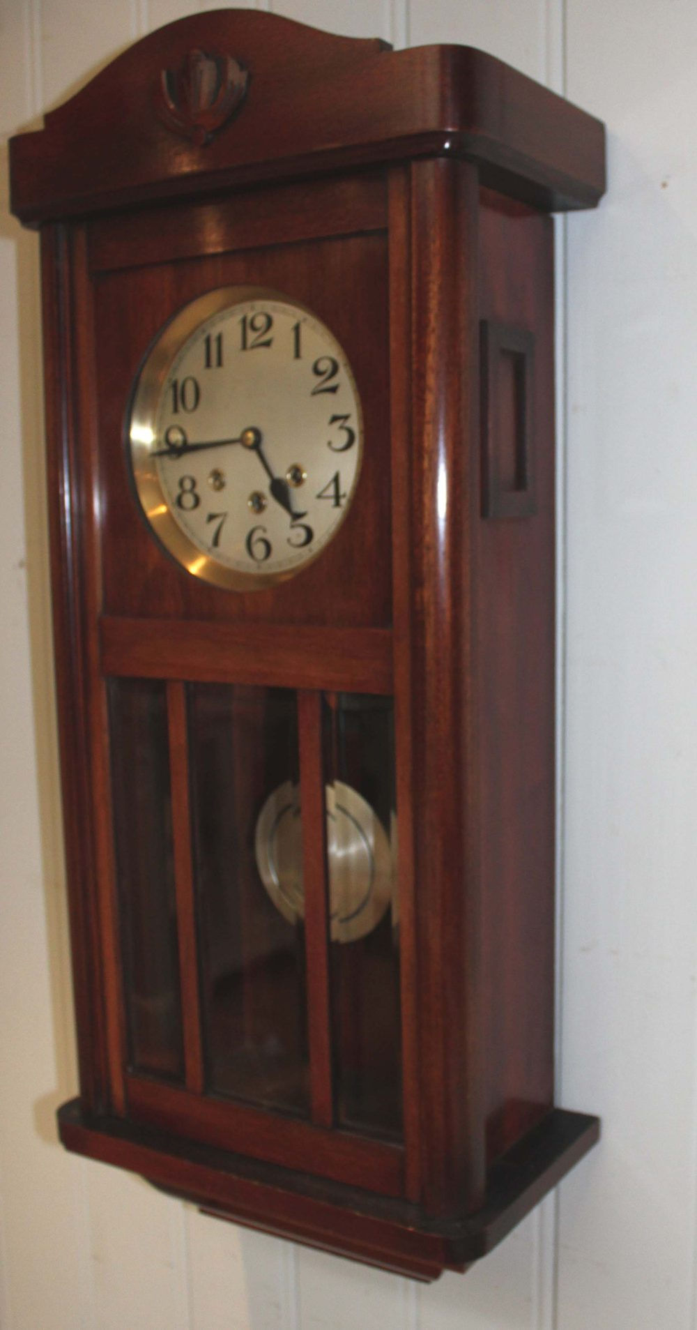 Antiques Atlas Westminster Chime Wall Clock