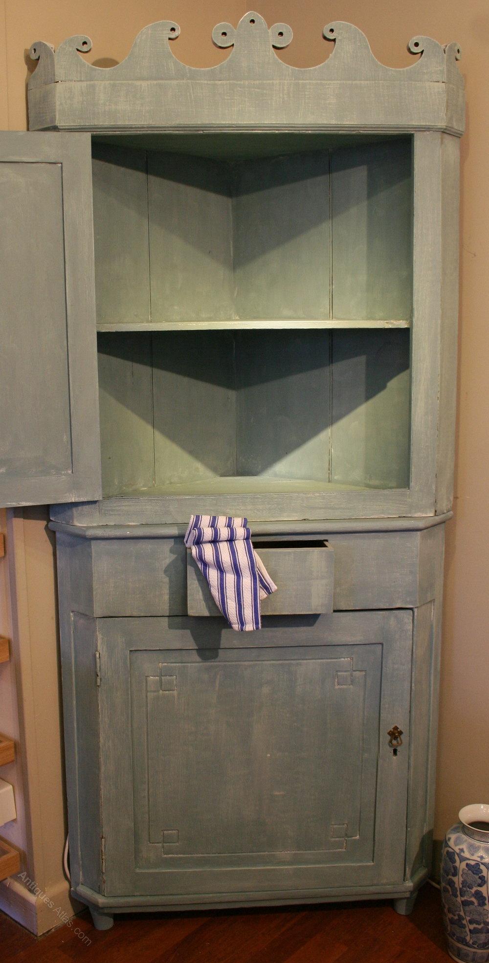 Double corner unit antiques atlas for Separate kitchen units