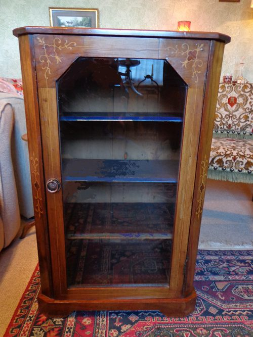 Victorian Music Cabinet Antiques Atlas