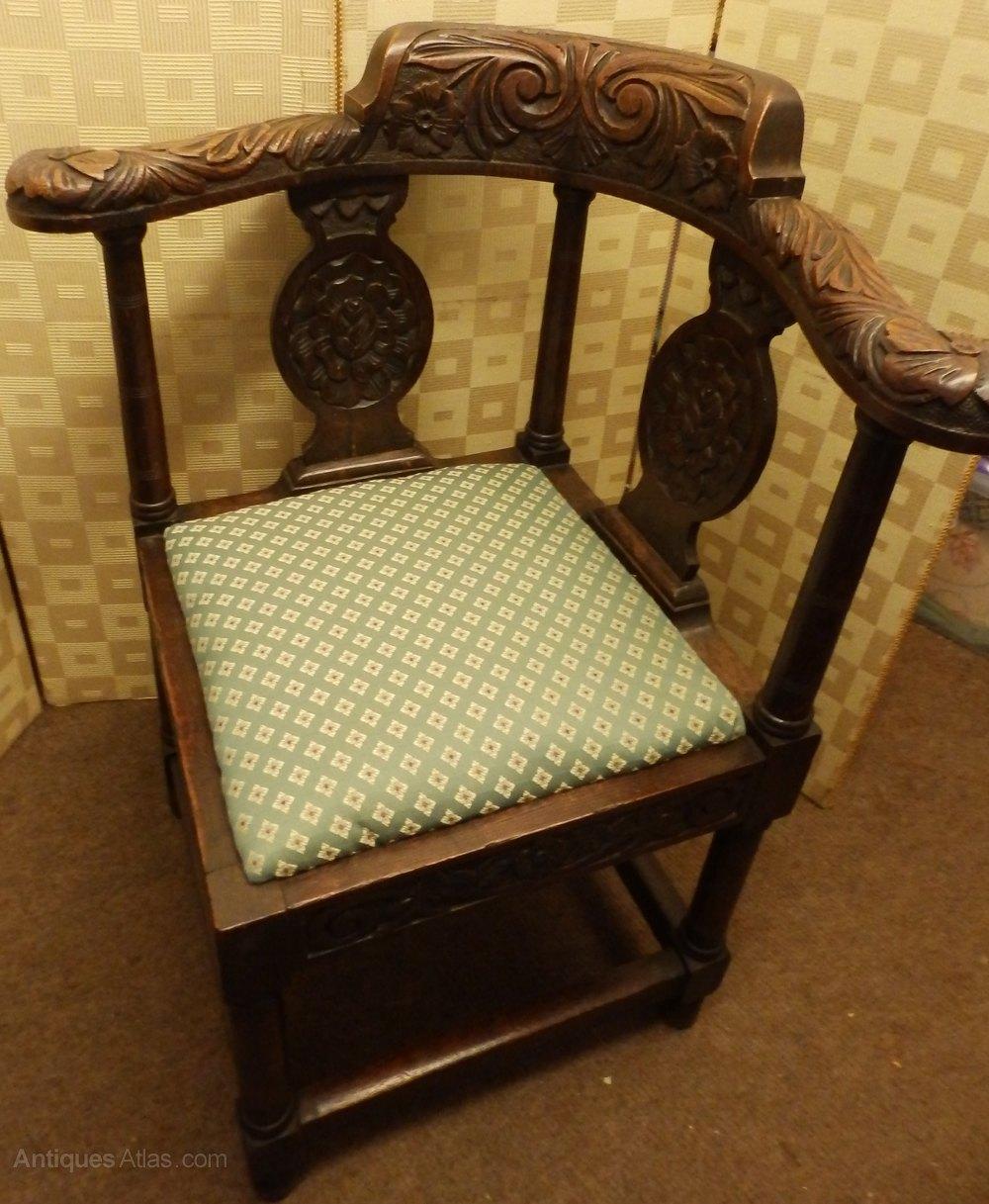 1800s corner chair antiques atlas