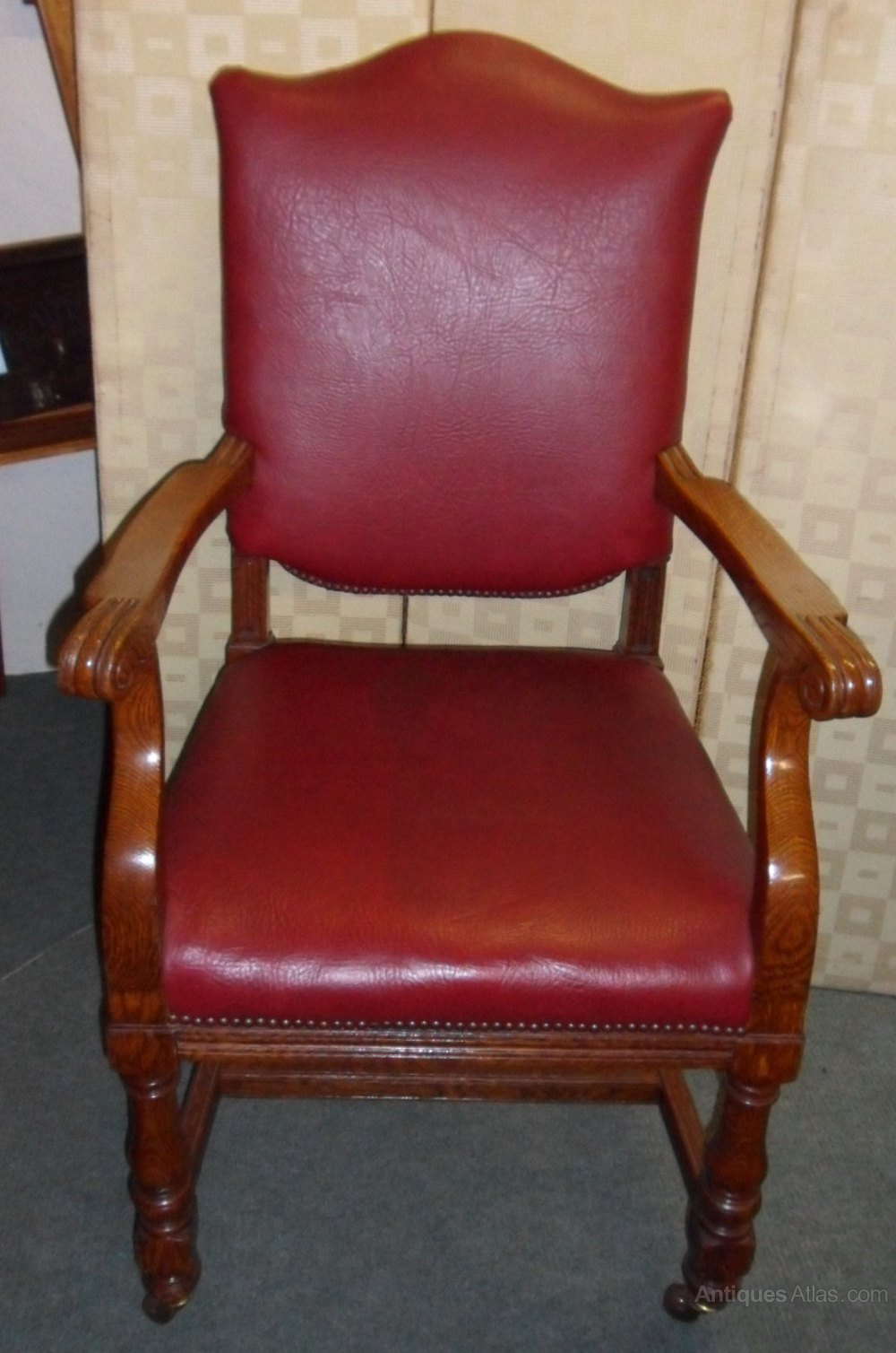 1800s Office Chair Antiques Atlas