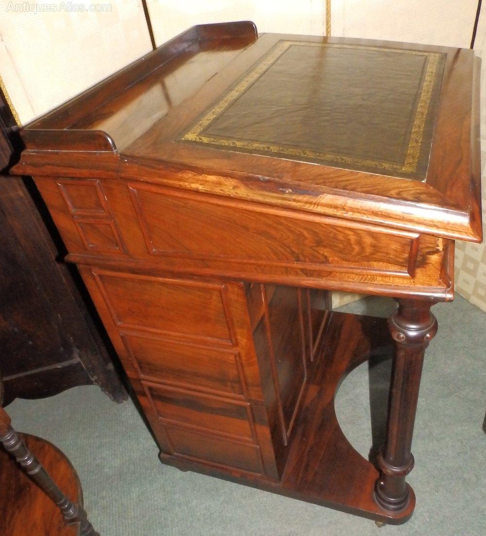 Victorian Davenport