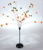 Retro Kinetic Ball Sculpture i