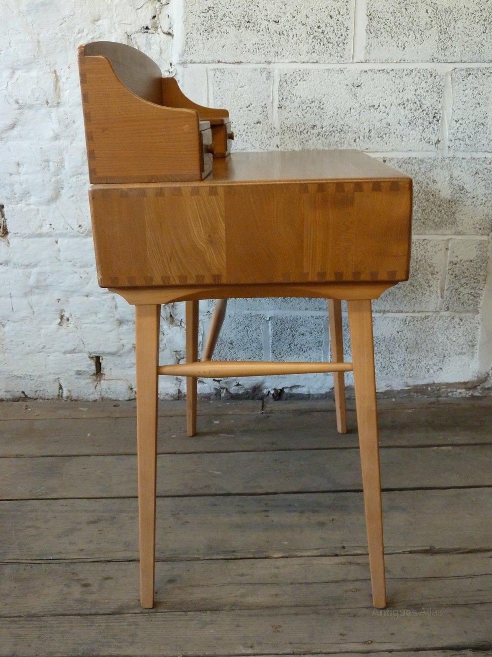 Writing Table Ercol Vintage Retro