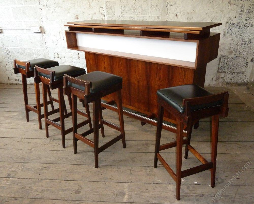 Vintage Bar Tables