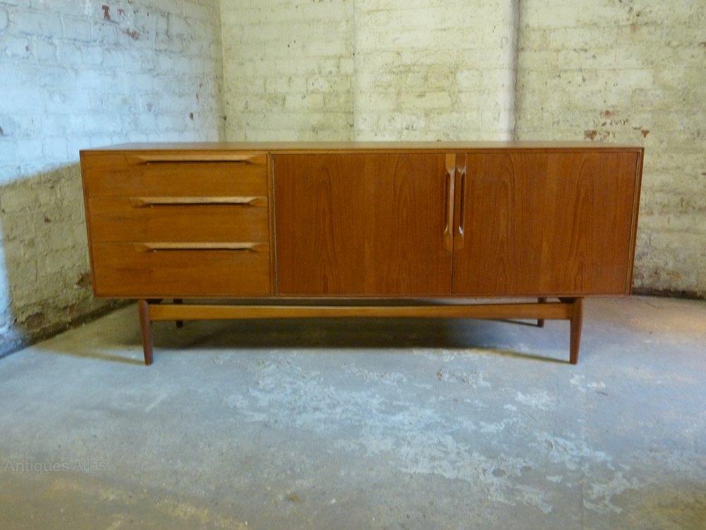 antiques atlas mid century teak sideboard by mcintosh. Black Bedroom Furniture Sets. Home Design Ideas