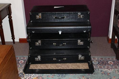 Rolls Royce Dealers >> Antiques Atlas - Rolls Royce Bentley Luggage Trunk
