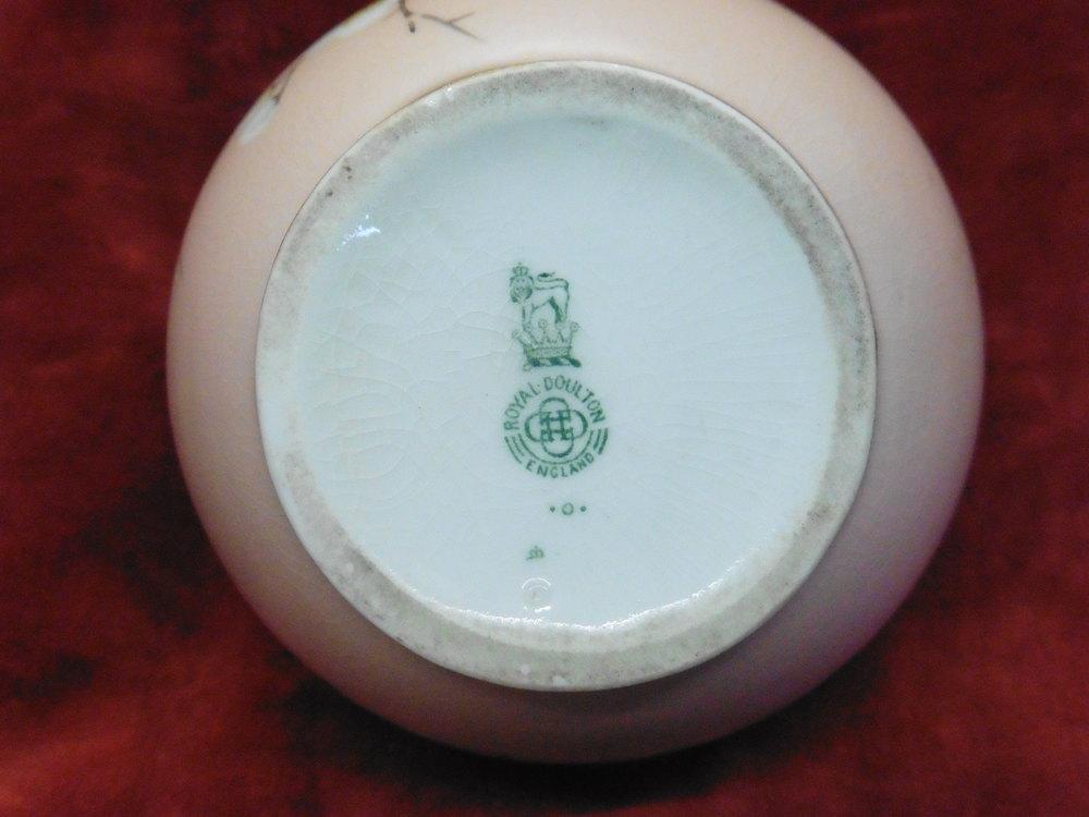 Antiques Atlas Antique Royal Doulton Vase